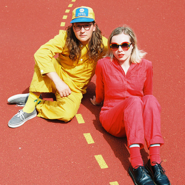 Psychedelic fuzz duo tours new tunes  - 138 | Regional News