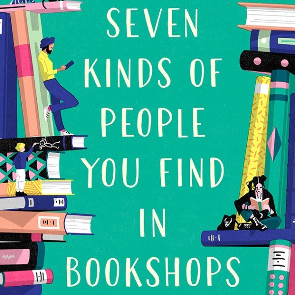 Seven Kinds of People You Find in Bookshops | Regional News