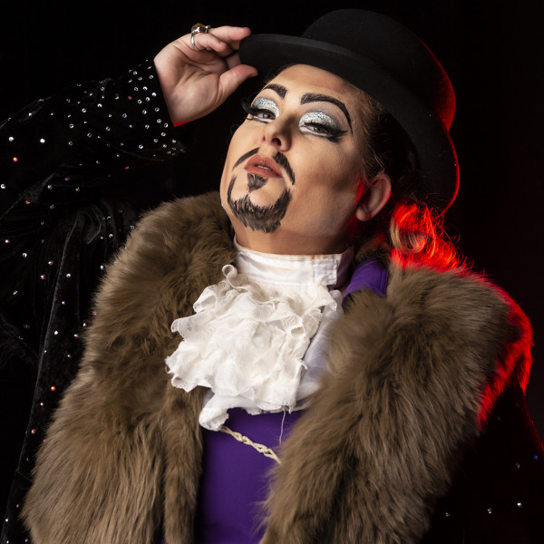 The Little Boys' Room: A Drag King Show | Regional News